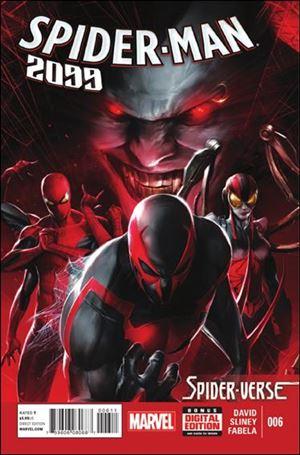 Spider-Man 2099 (2014) 6-A