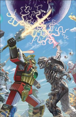 Mighty Morphin Power Rangers 23-C