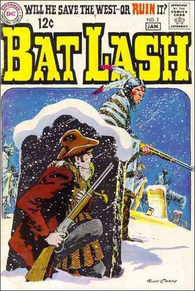 Bat Lash (1968) 2-A by DC