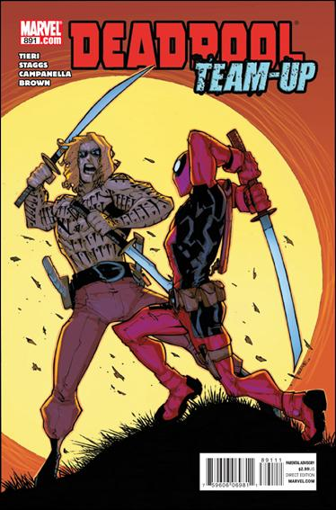 Deadpool Team-Up (2010) 891-A by Marvel