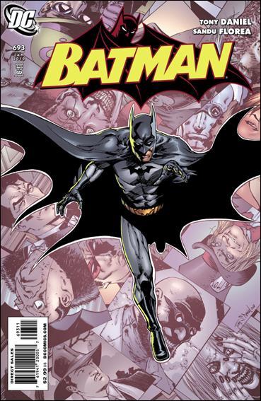 Batman (1940) 693-A by DC