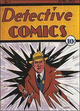 Detective Comics (1937) 4-A by DC