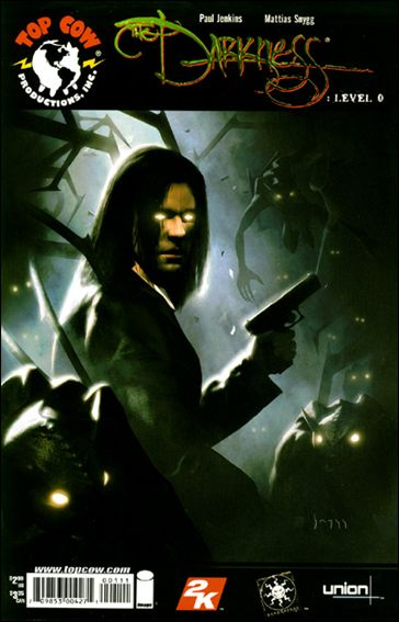 Darkness: Level 0-A by Top Cow