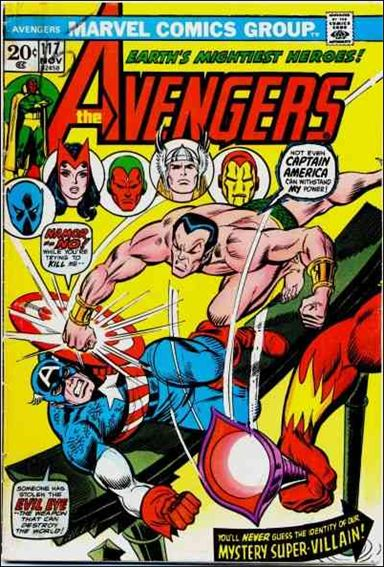 Avengers (1963) 117-A by Marvel
