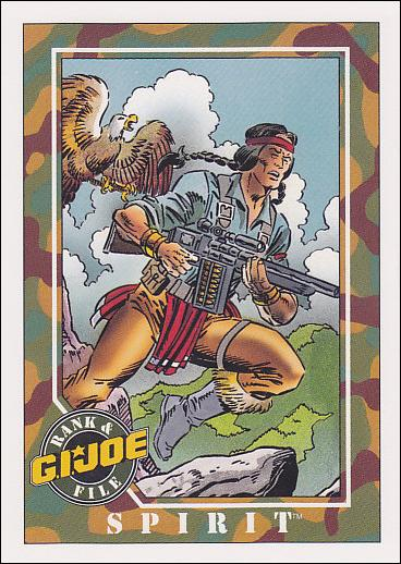 G.I. Joe (Base Set) 26-A by Impel