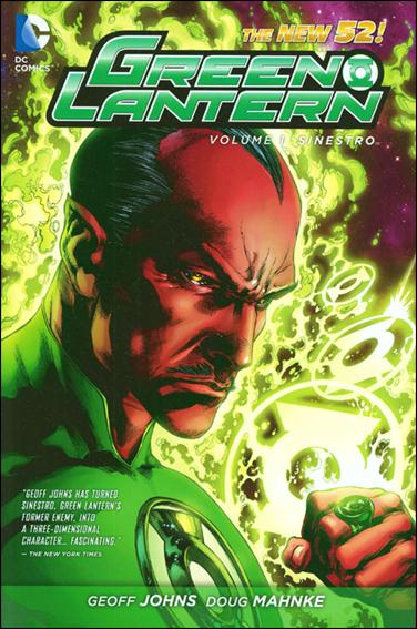 Green Lantern (2012) 1-A by DC