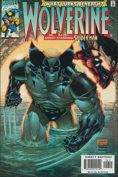 Wolverine (1988)  156-A by Marvel