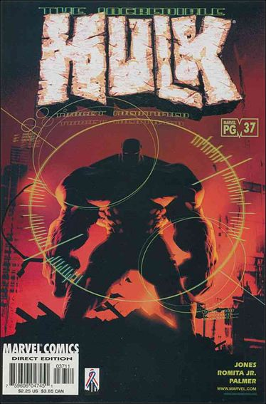 Incredible Hulk (2000)  37-A by Marvel