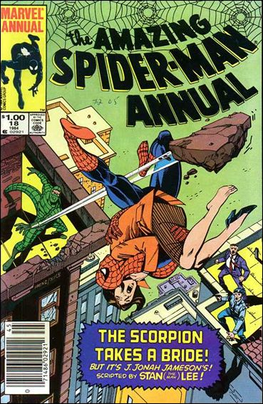Amazing Spider-Man Annual (1964) 18-A by Marvel