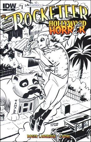 Rocketeer: Hollywood Horror 1-E