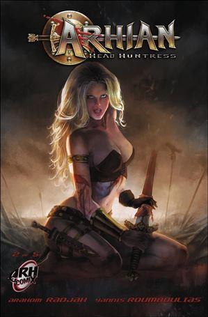Arhian Head Huntress 2-A