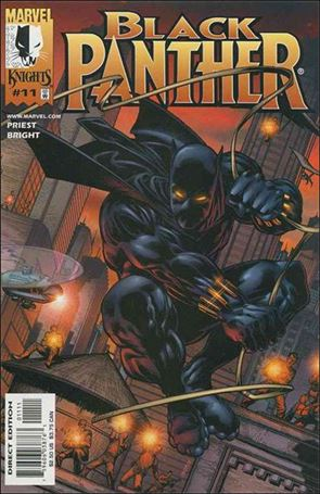 Black Panther (1998) 11-A