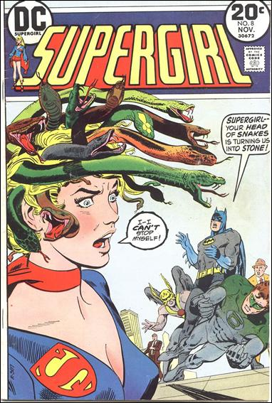 Supergirl (1972) 8-A by DC