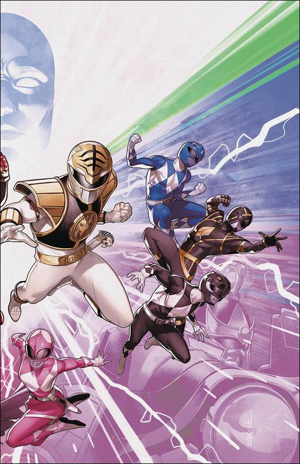 Mighty Morphin Power Rangers 50-C by Boom! Studios