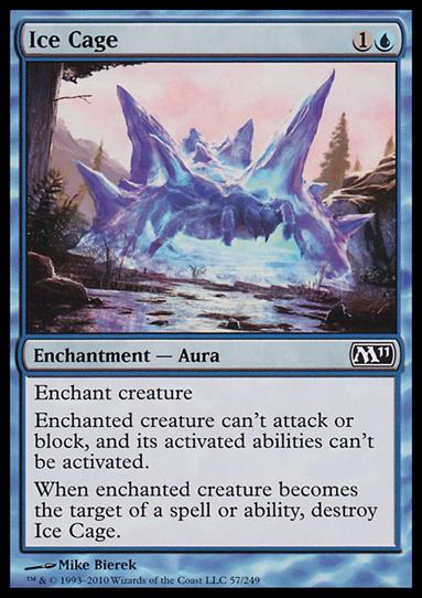 Magic the Gathering: 2011 Core Set (Base Set)57-A by Wizards of the Coast