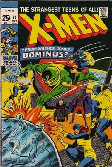 X-Men (1963) 72-A by Marvel