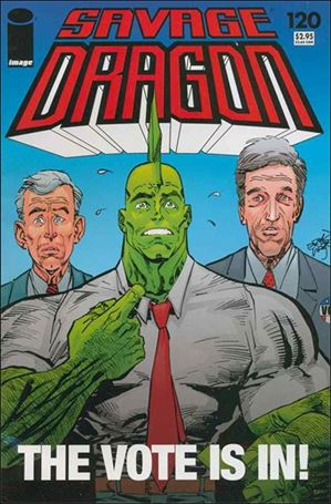 Savage Dragon (1993) 120-A