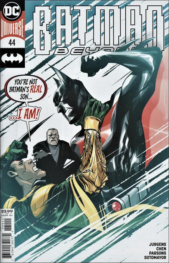 Batman Beyond (2016) 44-A by DC