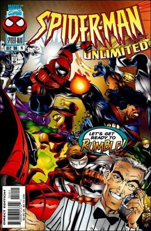 Spider-Man Unlimited (1993) 14-A