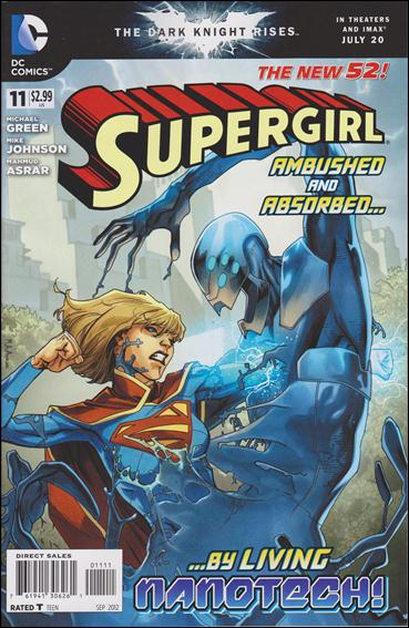 Supergirl (2011) 11-A by DC