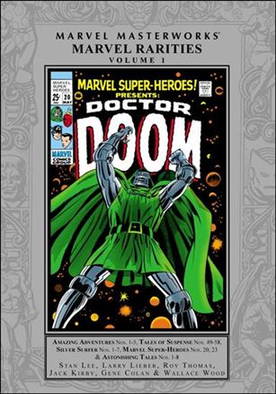 Marvel Masterworks: Marvel Rarities 1-A