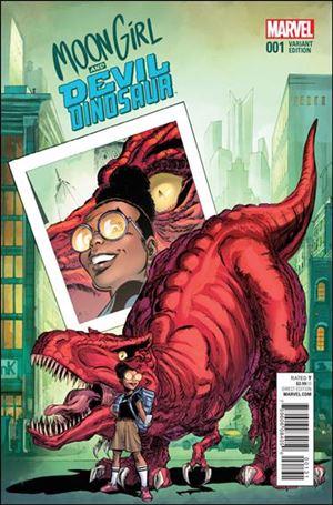 Moon Girl and Devil Dinosaur 1-B