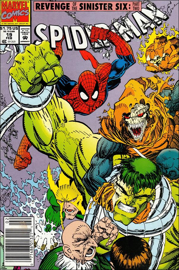 Spider-Man 19-A by Marvel