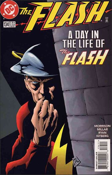 Flash (1987) 134-A by DC