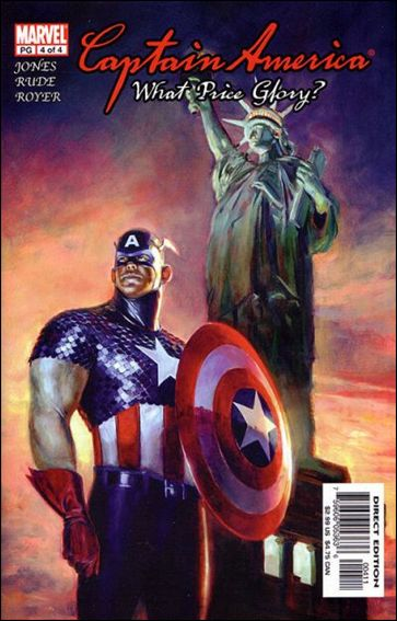 Captain America: What Price Glory 4-A by Marvel
