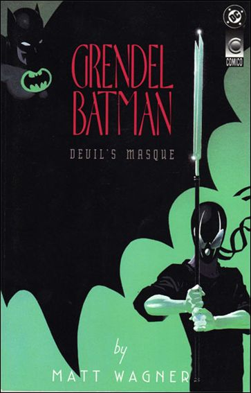 Batman/Grendel (1993) 2-A by DC