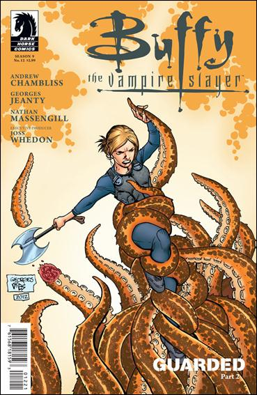 Buffy the Vampire Slayer Season 9 12-B by Dark Horse