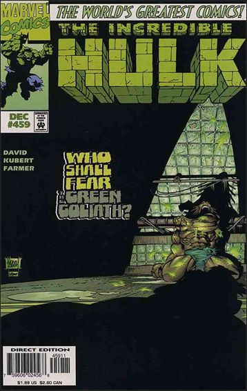 Incredible Hulk (1968) 459-A by Marvel