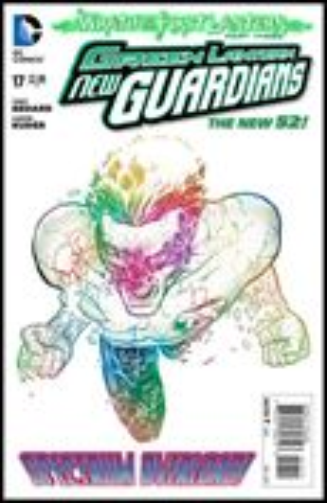 Green Lantern: New Guardians  17-A