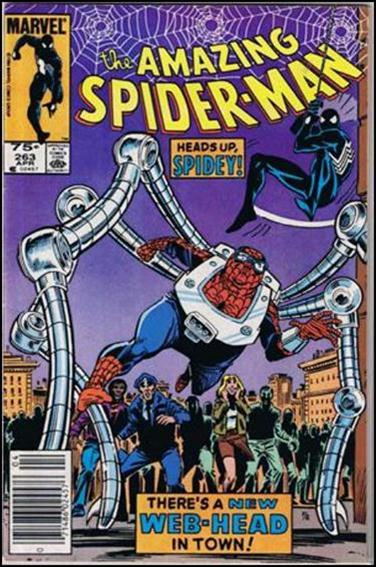 Amazing Spider-Man (1963) 263-B by Marvel