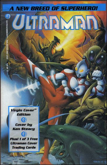 Ultraman (1993) 3-C by Harvey