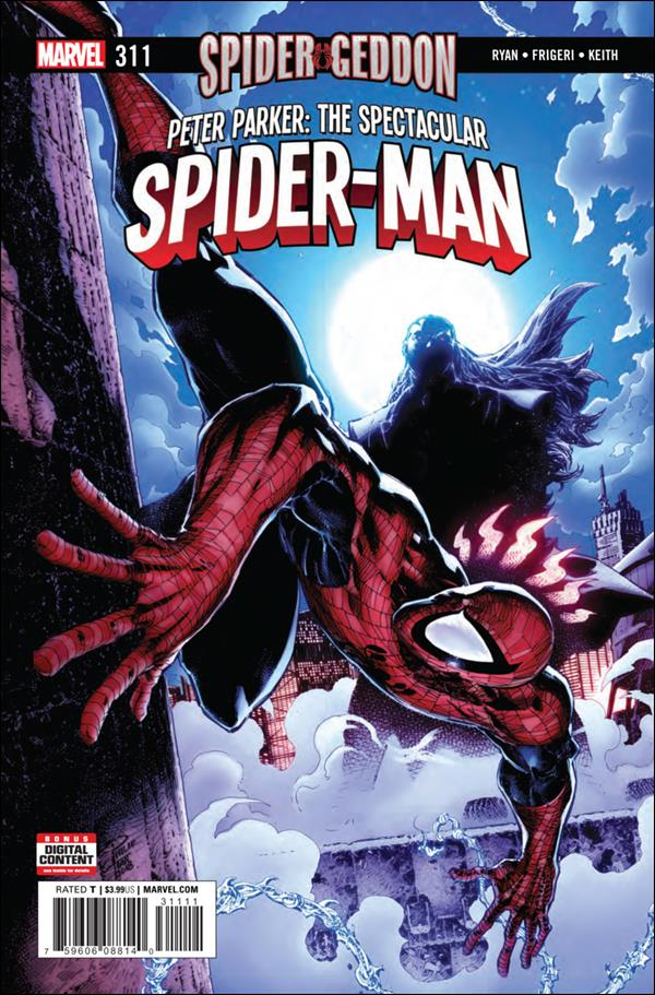 Peter Parker: The Spectacular Spider-Man 311-A by Marvel