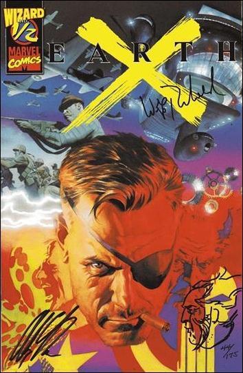 Earth X (1999) 1/2-B by Marvel