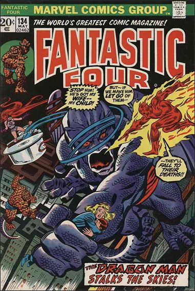 Fantastic Four (1961) 134-A by Marvel
