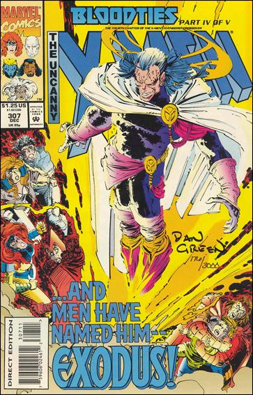 Uncanny X-Men (1981) 307-C by Marvel