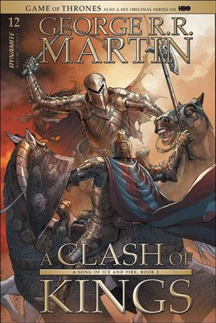 George R. R. Martin's a Clash of Kings 12-A