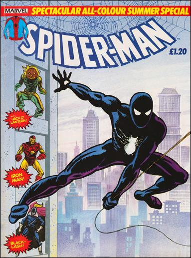 Spider-Man Summer Special (UK) nn7-A by Marvel UK