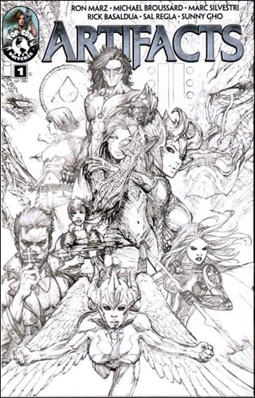 Artifacts (2010) 1-D by Top Cow