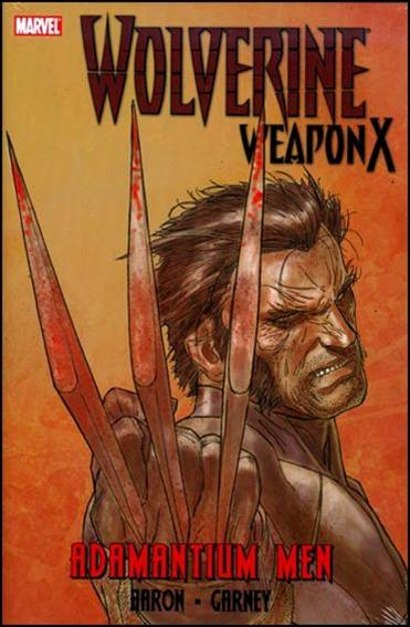weapon x graphic novel