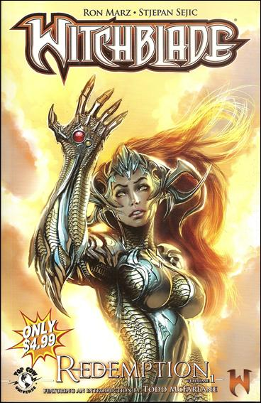 Witchblade: Redemption 1-A by Top Cow