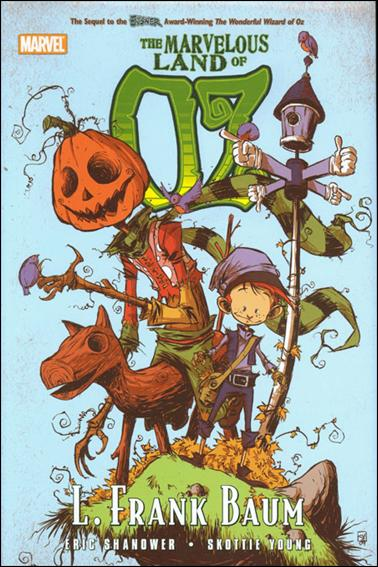 Oz: The Marvelous Land of Oz nn-A by Marvel