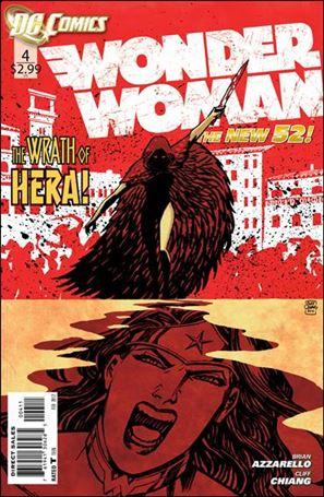 Wonder Woman (2011) 4-A