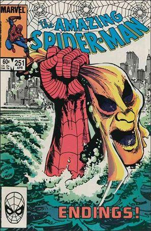 Amazing Spider-Man (1963) 251-A