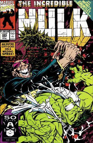 Incredible Hulk (1968) 385-A