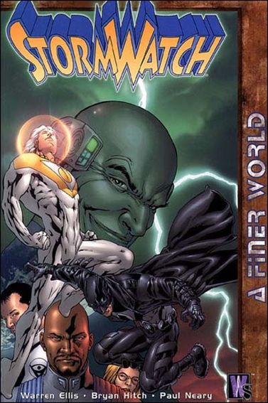 StormWatch (1999) 4-A by WildStorm