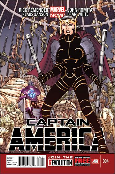 Captain America (2013) 4-A by Marvel
